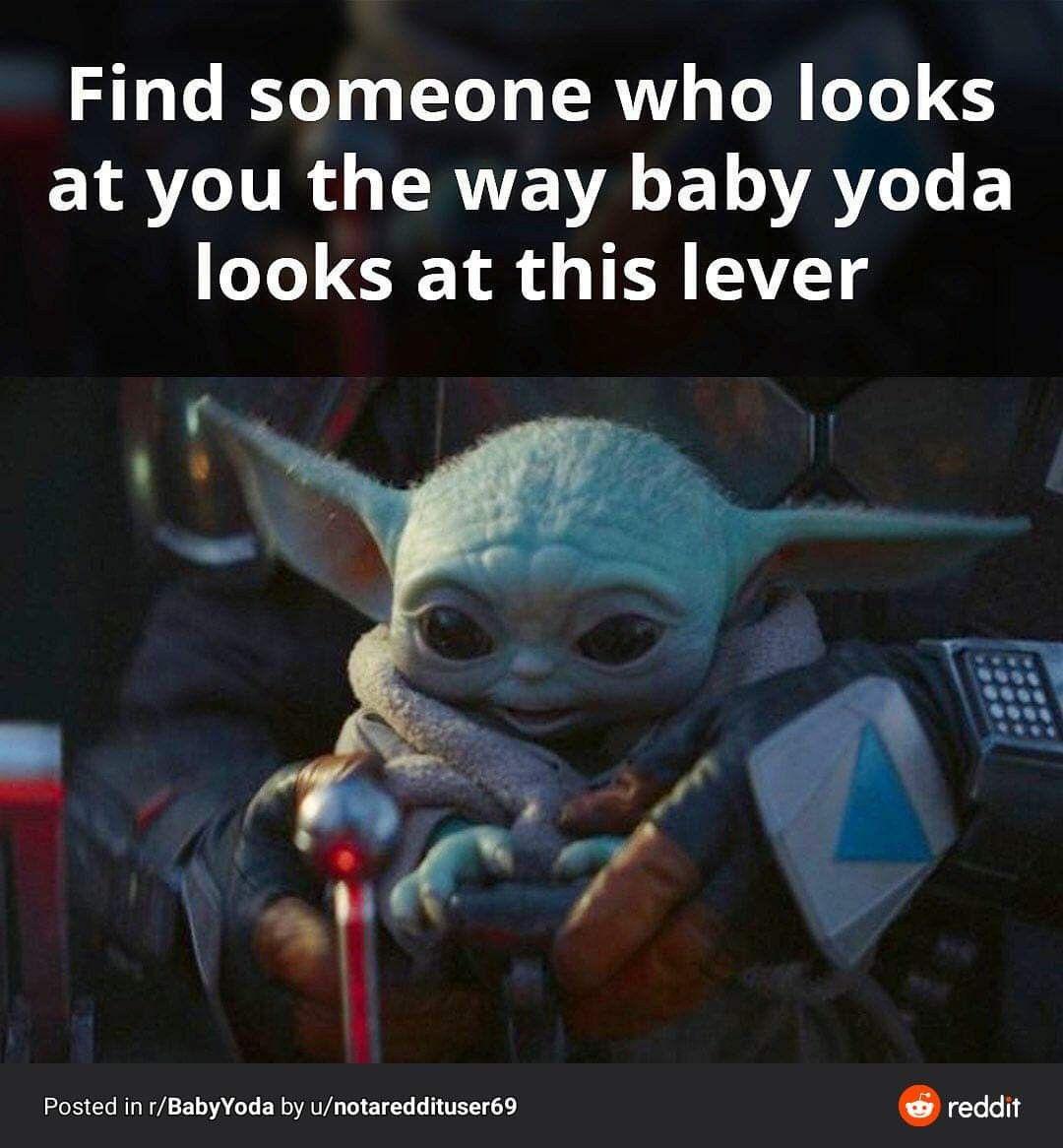 Pin By Carla White On Baby Yoda Yoda Funny Yoda Meme Star Wars Memes