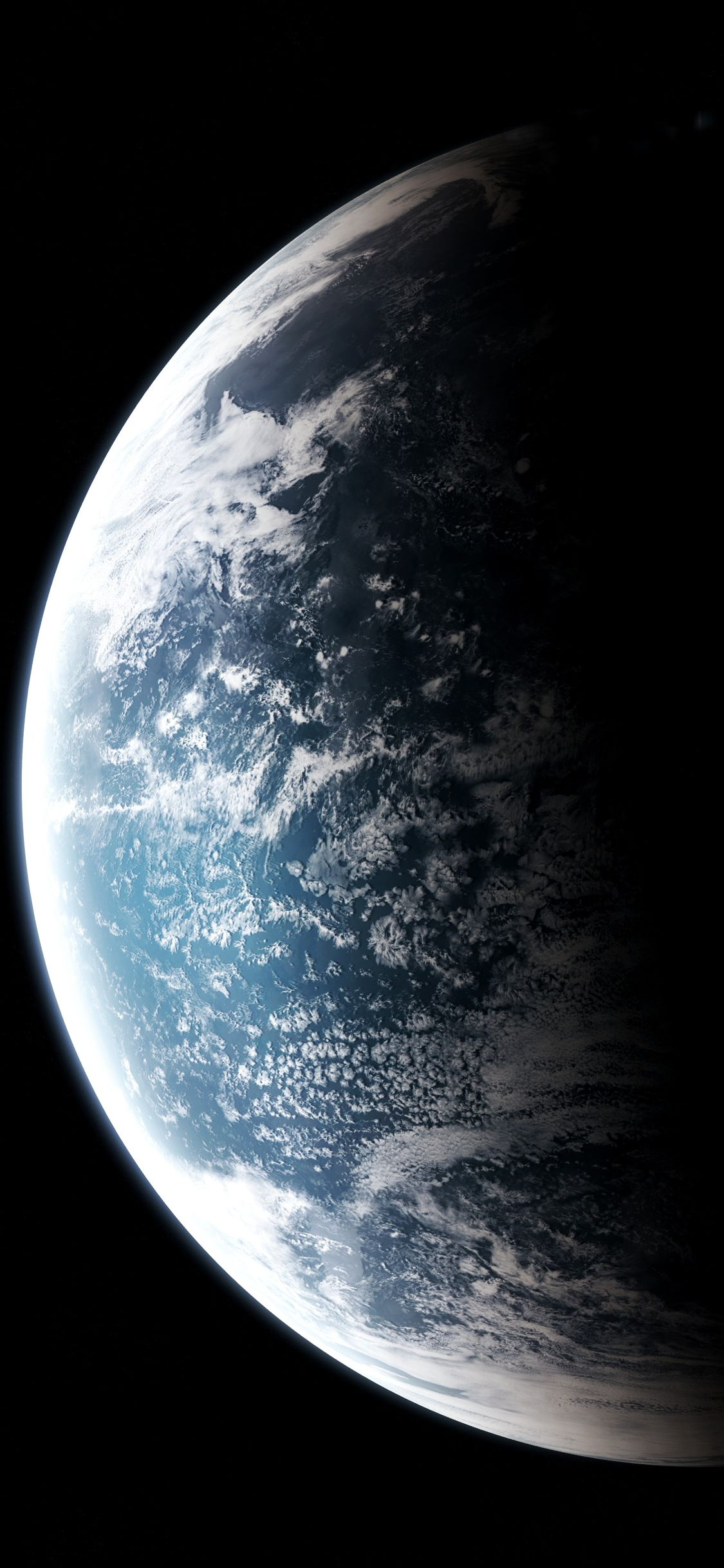 Earth iPhone X Wallpaper HD High ...