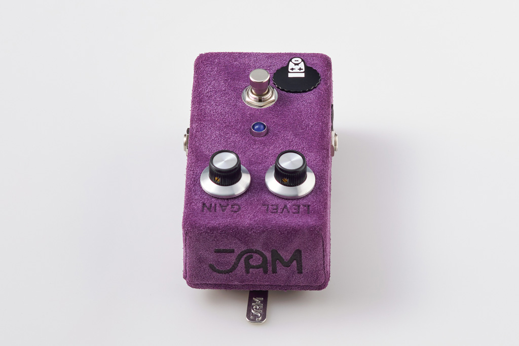 Jam Pedals Limited Edition Fuzz Phrase Guitar Pedal - Andertons Music Co. #guitarpedals