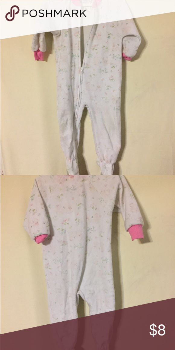 312a3bfb650a 2T girls winter pajamas