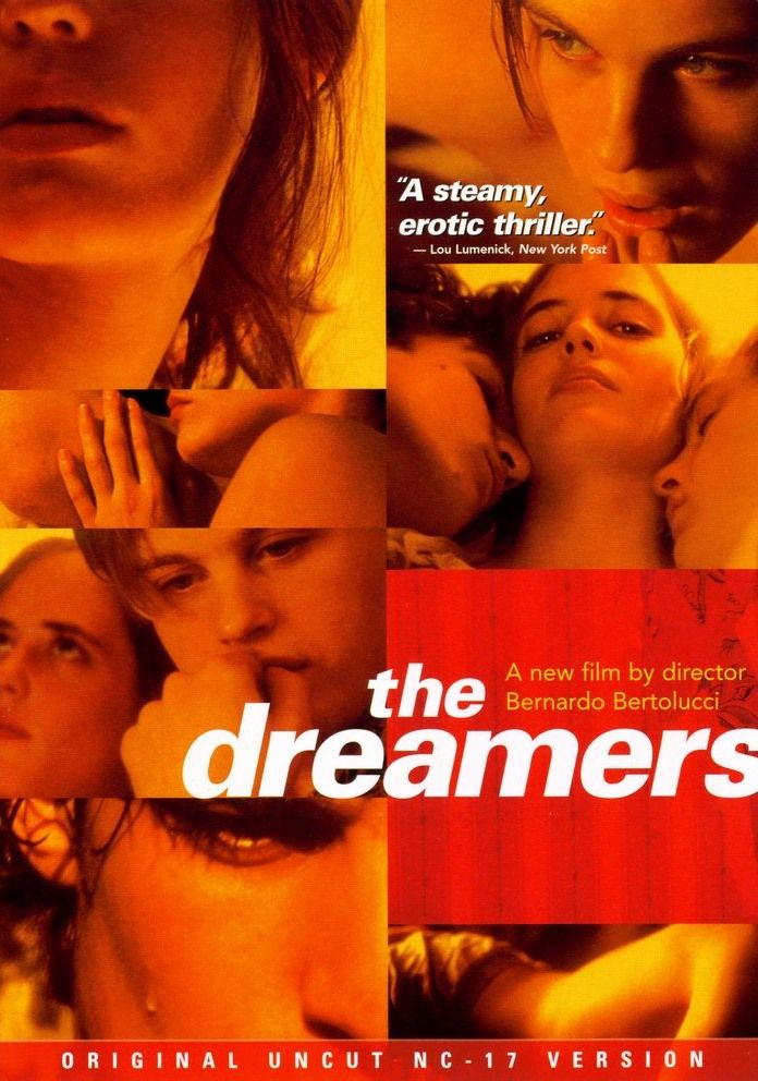 18+ The Dreamers 2003 720p BrRip Uncut Unrated x264 English 650MB YIFY Full Movie