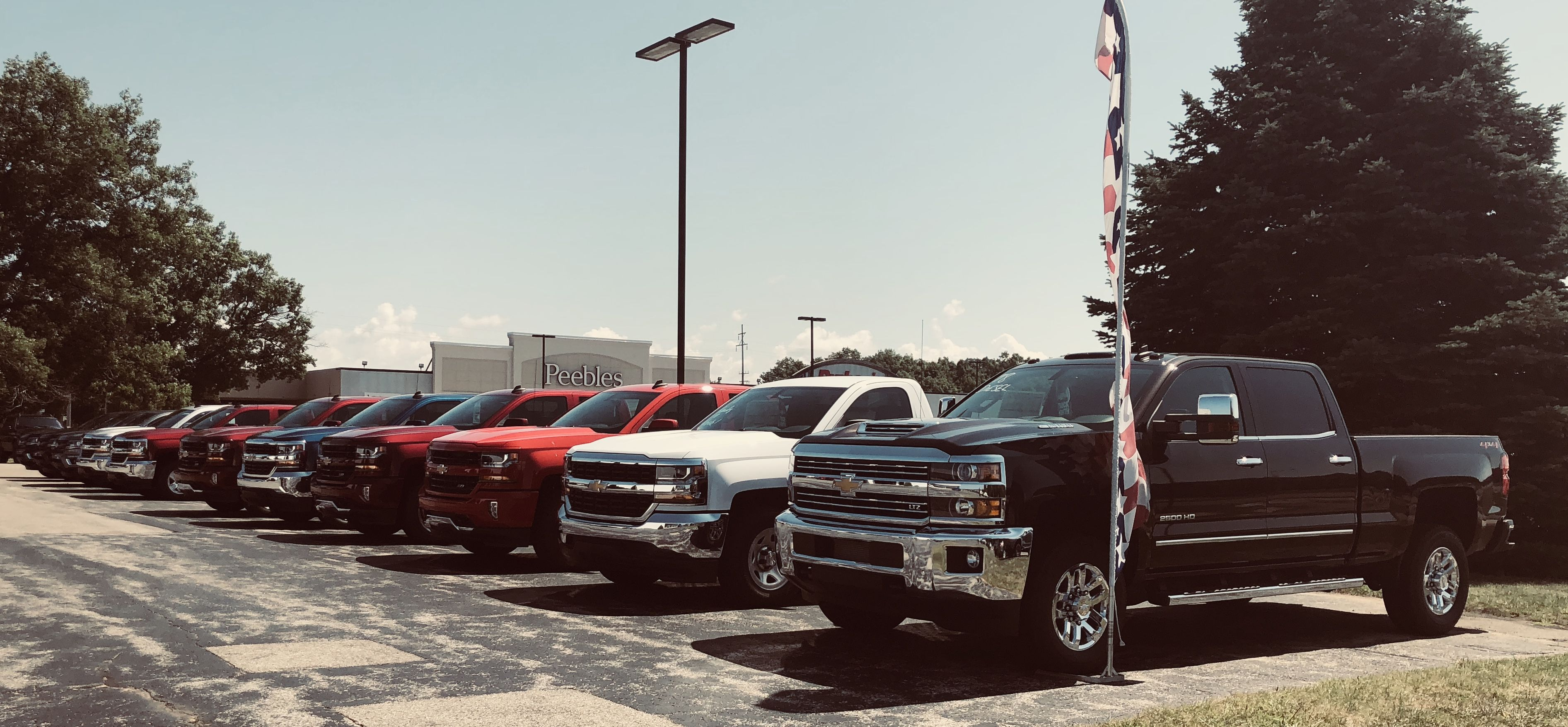 Truck Month Heres Our Truck Line Up Chevrolet Manistee