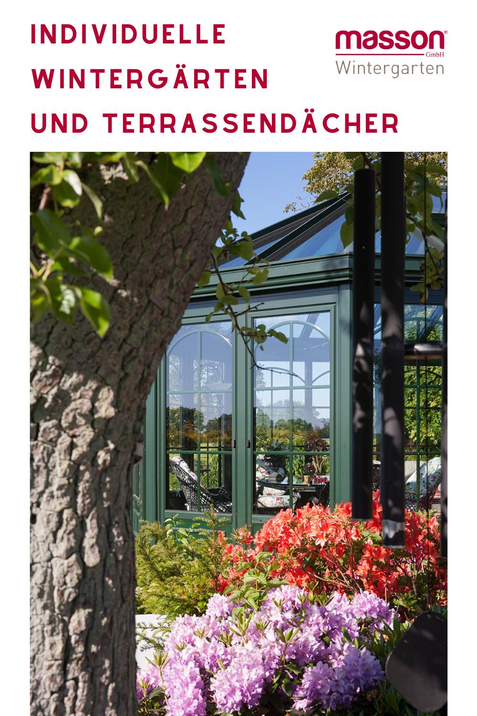 Wintergarten Ausstattung Zubehor Und Extras Masson In 2020