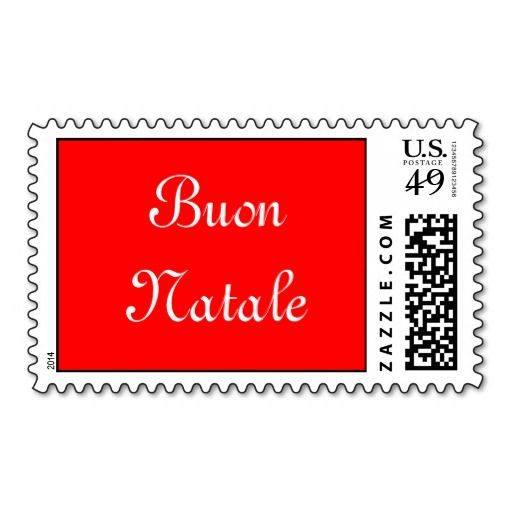 How To Say Merry Christmas In Italian.Buon Natale Postage Zazzle Com On The Map Happy
