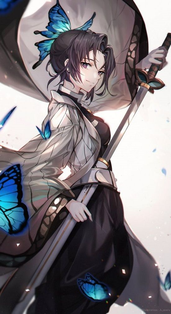 Gambar Anime Cewek Keren Anime Characters Slayer Anime Anime Images Download wallpaper anime pedang
