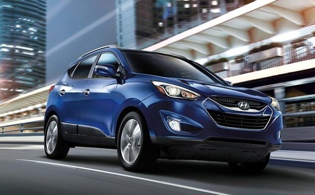 Top 10 Cheapest New Suvs And Crossovers For 2015 New Hyundai Cheap Suv Hyundai Used Cars