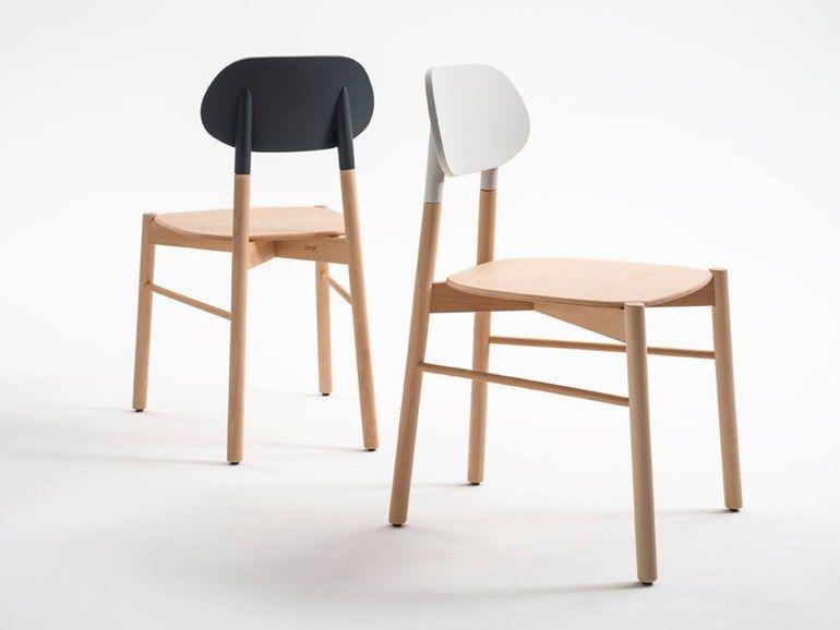 Sedia in faggio bokken by colé italia sedie legno pinterest italia