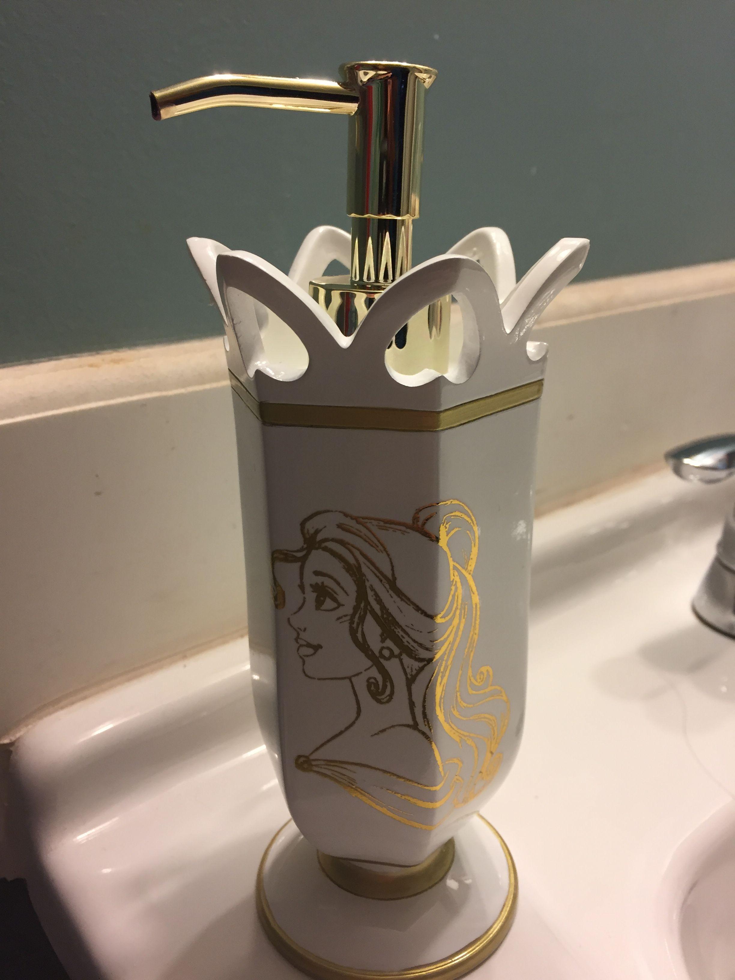 Beauty And The Beast Bathroom