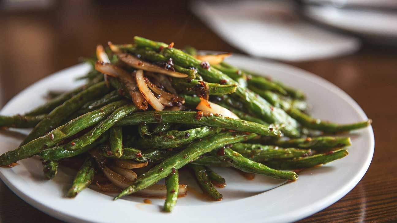 Green beans nutrition health information food nutrition