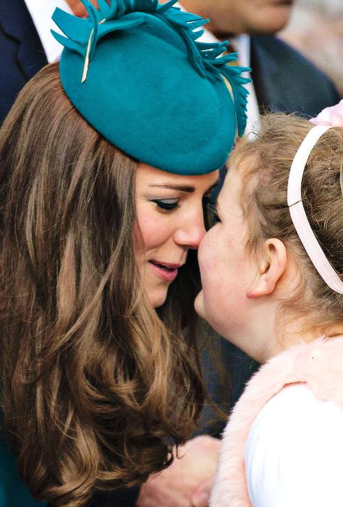 TOO CUTE --- Catherine, Duchess of Cambridge in New Zealand, April 2014 #katemiddleton
