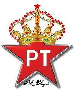 O Símbolo do PT está associado...........   Associados, Simbolo, Símbolos