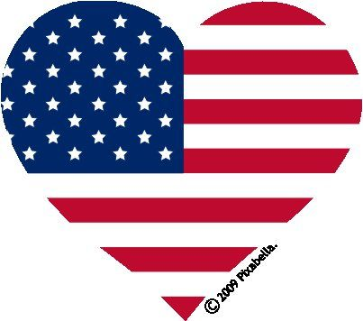 Pin By Peggy Newman Padovano On America I Love You American Flag Clip Art Heart Clip Art Clip Art