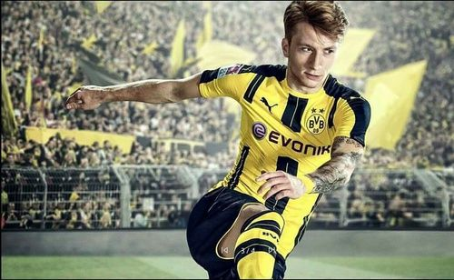 Borussia Dortmund Football And Marco Reus Image Fifa 17 Fifa Club World Cup