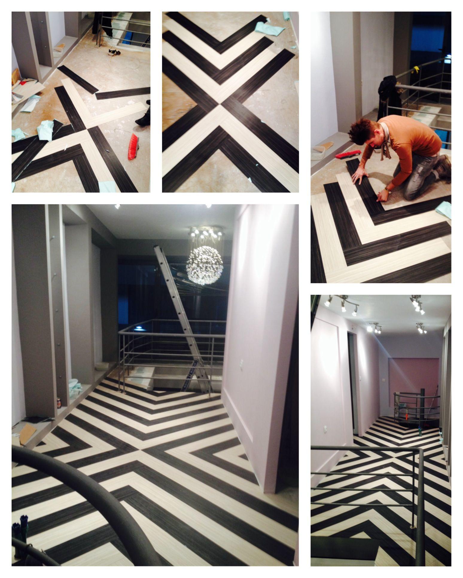 vinyl tile flooring wood floor pattern