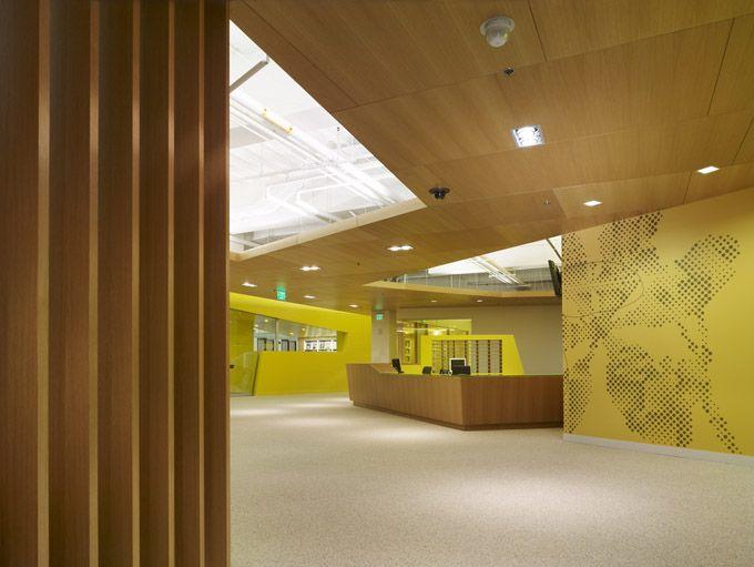 Designer Cooking Schools Reception areas Interiors and Woods