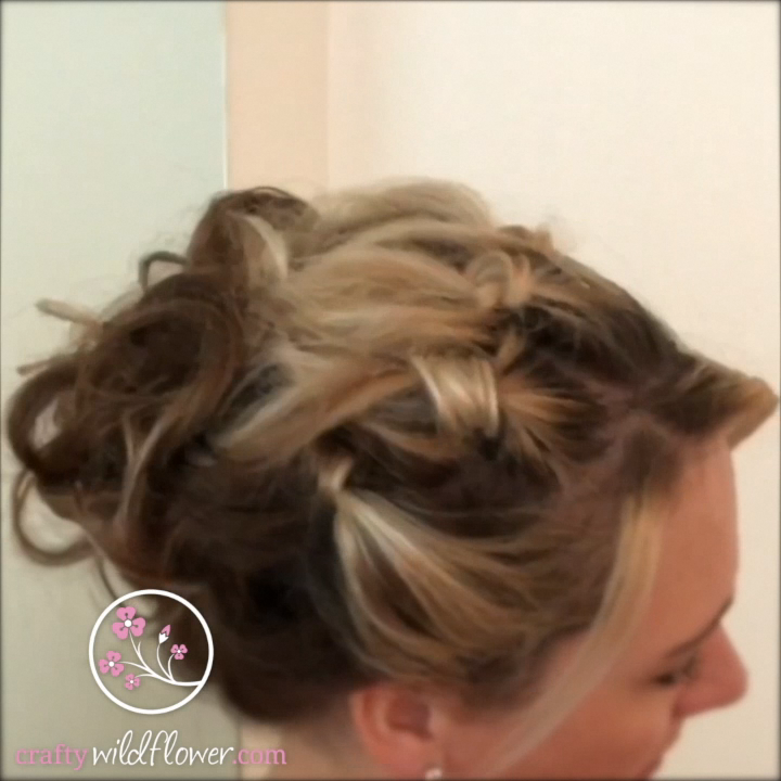 Tangled Thursday – Knot Hairstyle And Up-Do -   15 hairstyles Prom how to ideas