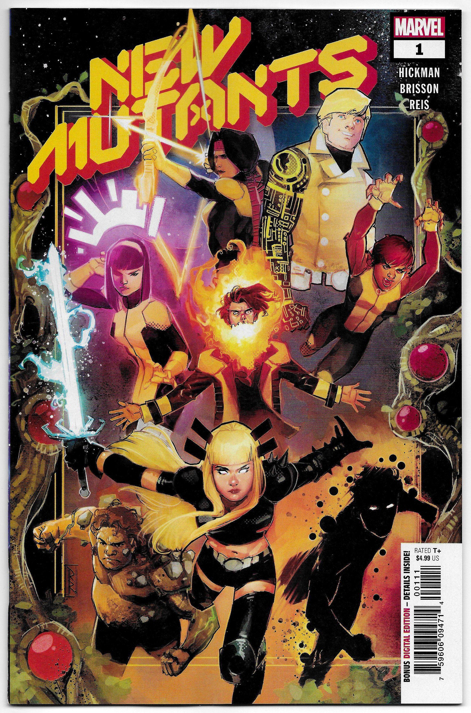 036 4 99 New Mutants 1 Marvel 2020 Nm Sold By Imagine That Comics Https Imaginethatcomics Com Product New Mutan Comics Marvel Comic Books Mutant