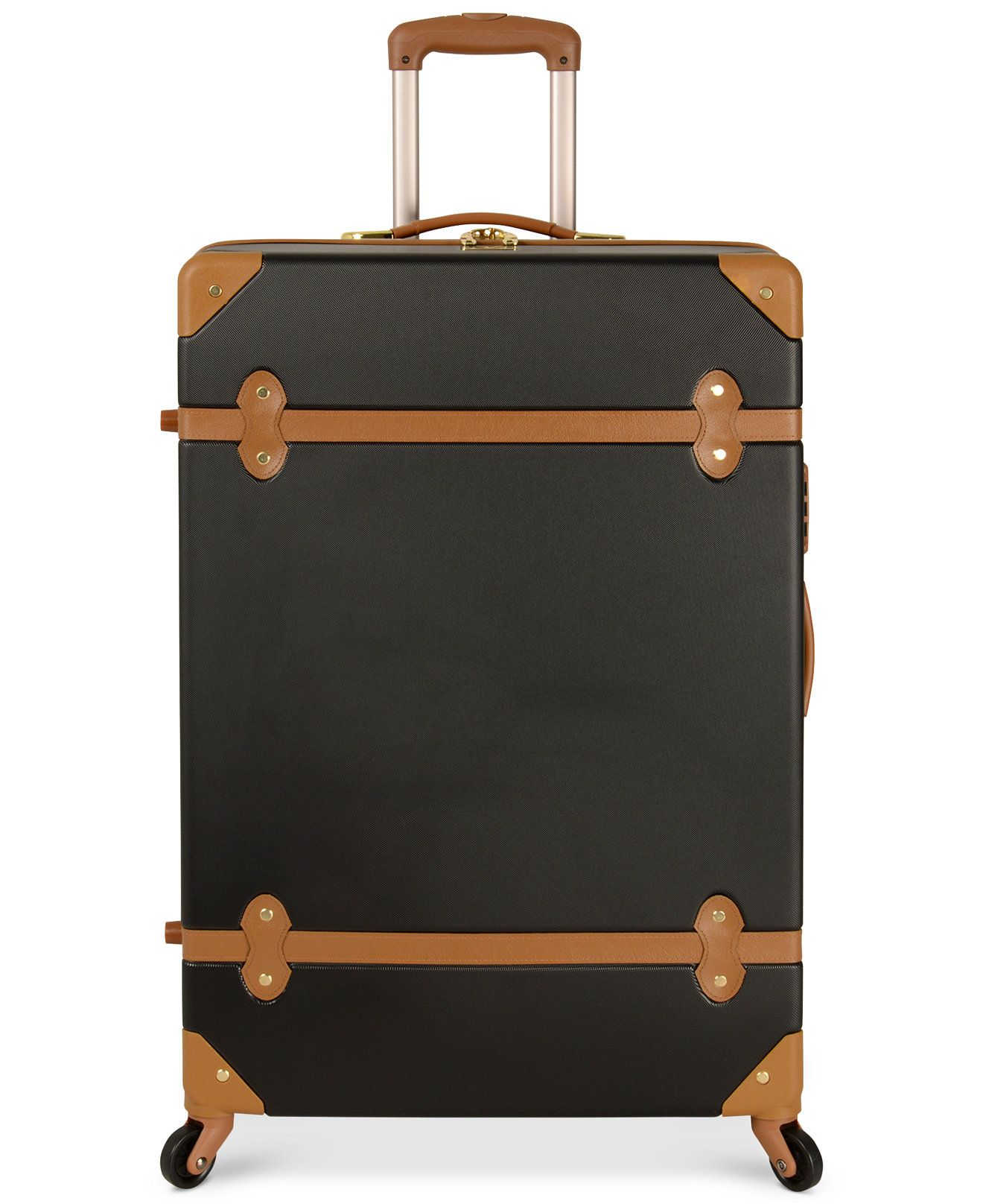 "Diane von Furstenberg Adieu 28"" Hardside Spinner Suitcase - Luggage Collections - luggage - Macy's"