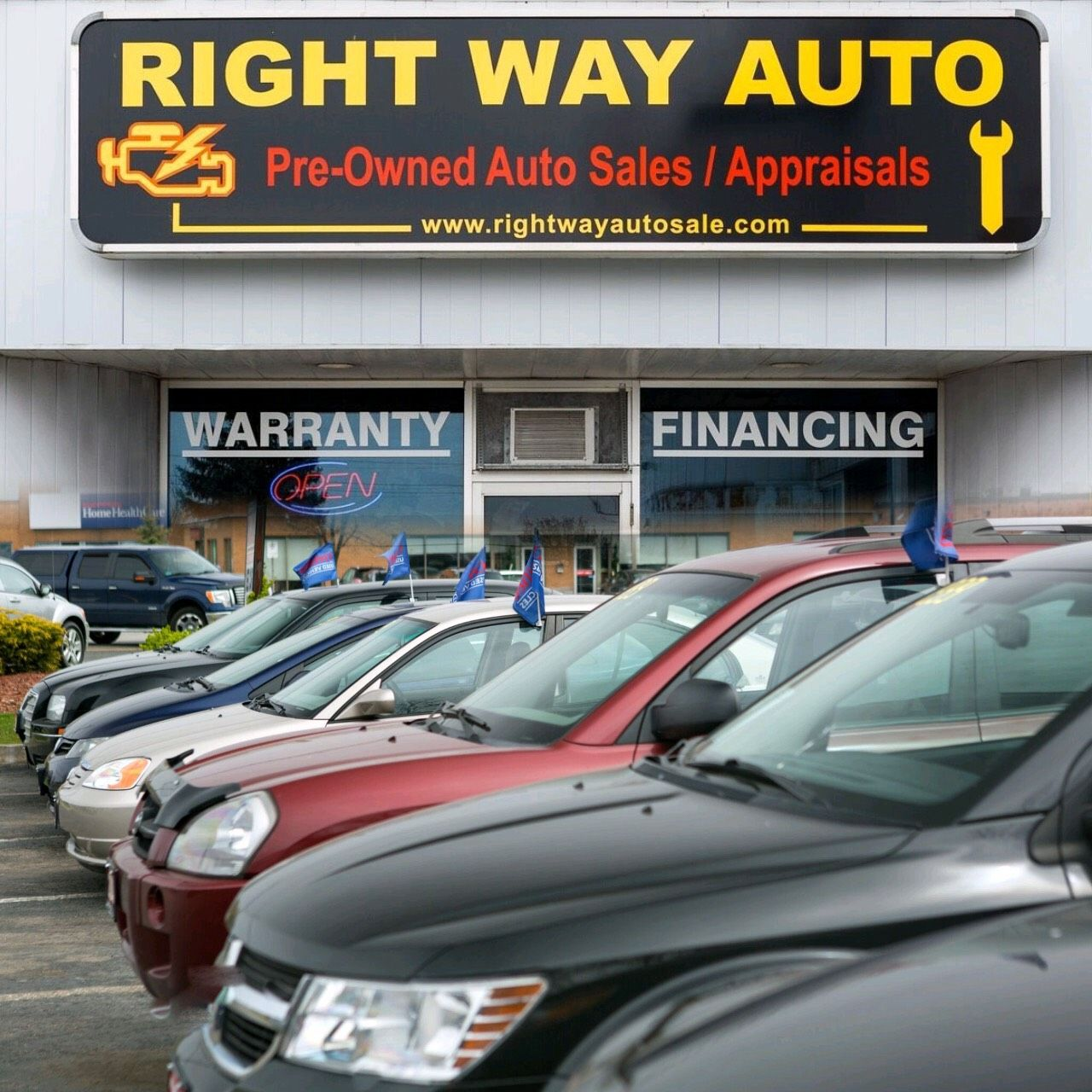 Rightway Auto Sales >> Financing Our Department Right Way Auto Sales Offers A