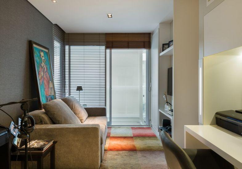 Nem todo mundo dispõe de espaçosos cômodos em casa. Apesar disso, é possível aproveitar cada metro quadrado e criar um projeto aconchegante para seu lar.  #Casa #Decoração #Sonho #Móveis