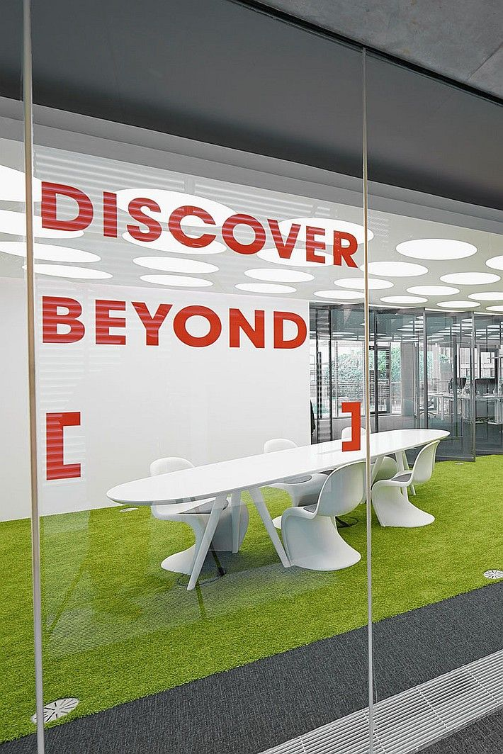 Serious Fun Innoceans Frankfurt Office By Ippolito Fleitz Group