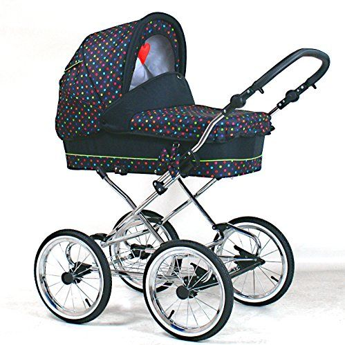 pin von beatrix gutteleut auf baby pinterest retro kinderwagen kinderwagen und kinder wagen. Black Bedroom Furniture Sets. Home Design Ideas