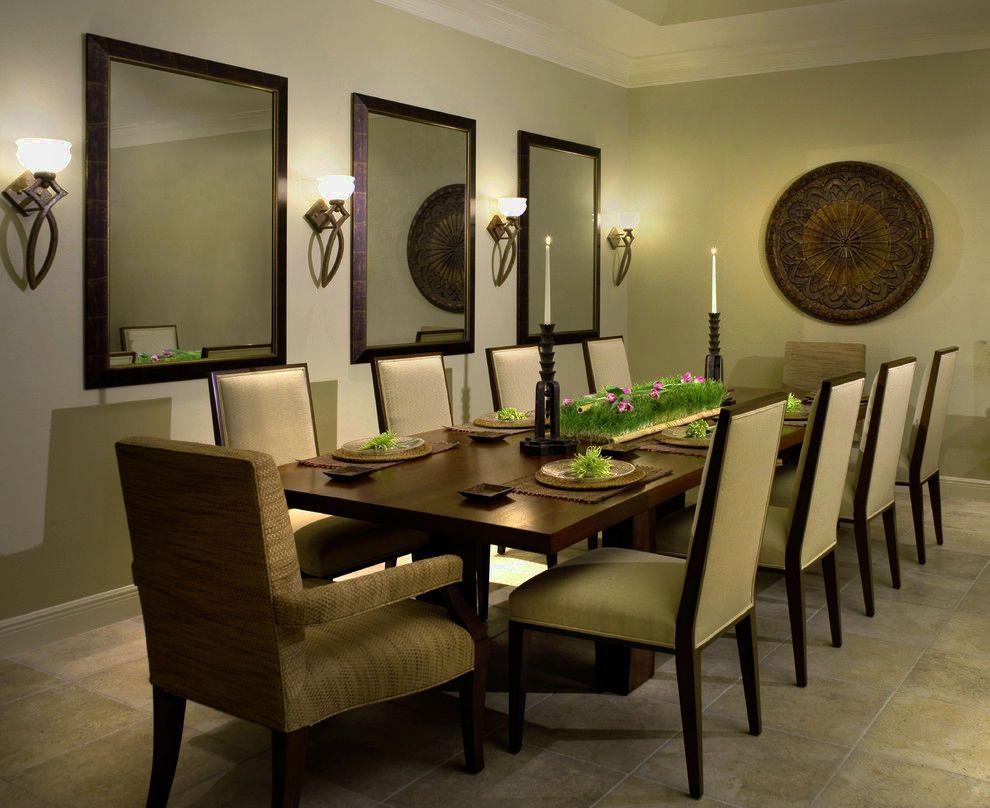 Small kitchen table and 2 chairs  Столовые с украшенными стенами  DesignZoom  Pinterest