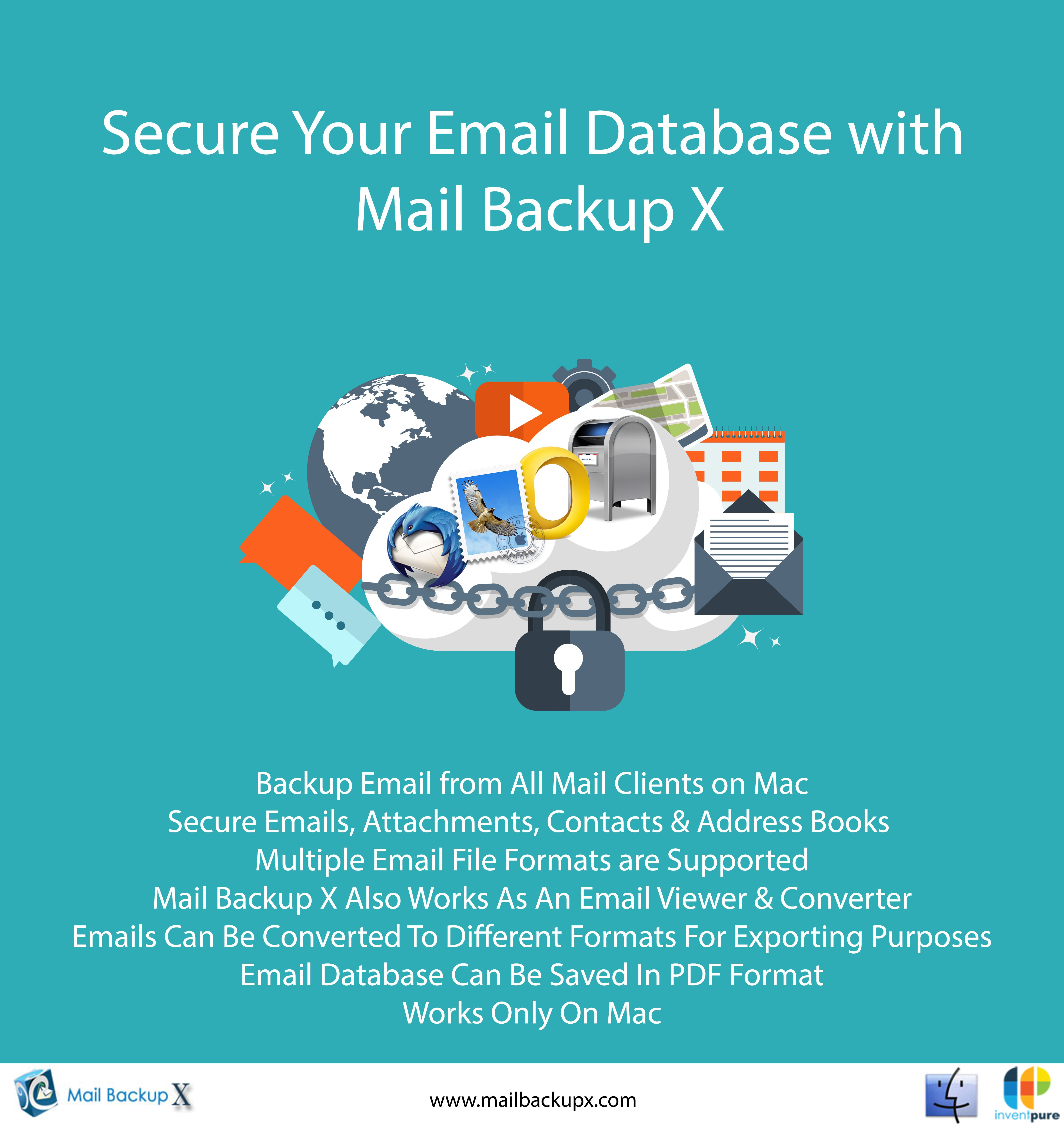 Pin by Mail Backup X on Mail Backup Application for Mac | Email