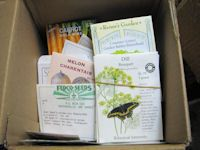 Seeds for Cold Climates