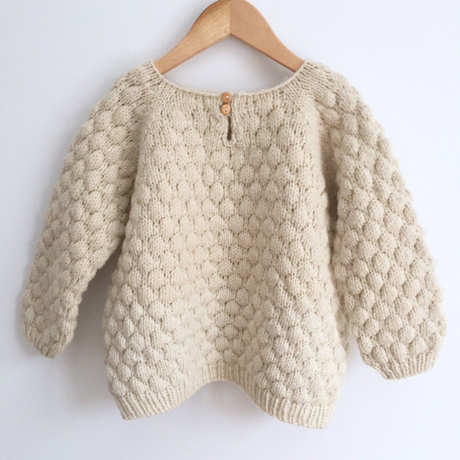 Brought up by wolves: Bubblewrap Jumper Pattern | Layette et enfant ...