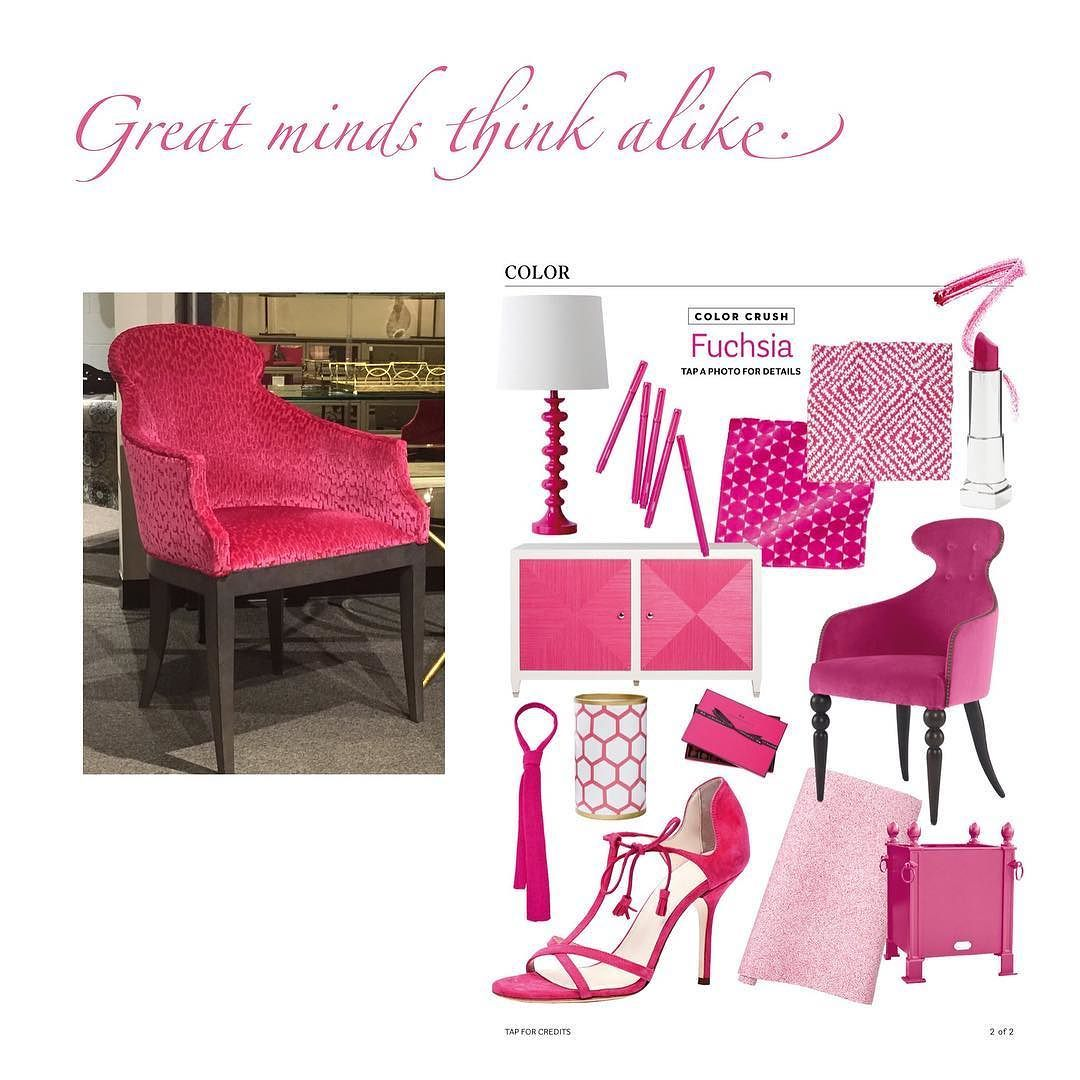 Our Rockville showroom is #ontrend ! Left: chair on our Rockville ...