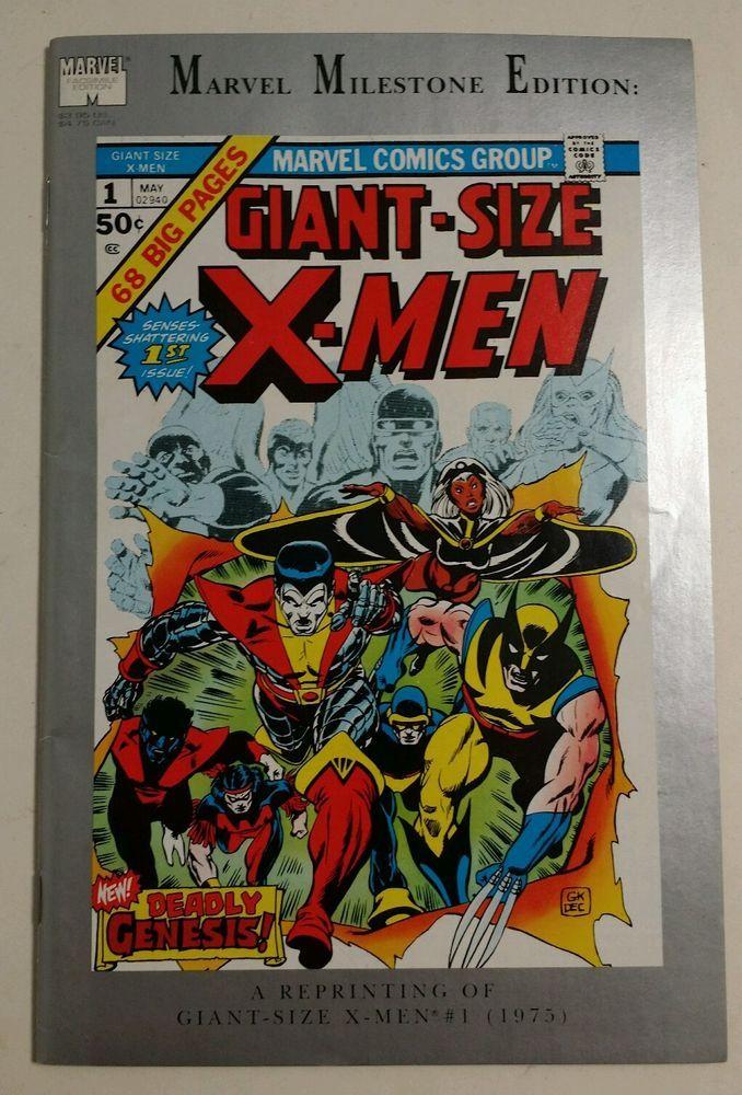 Uncanny X Men Masterworks Tpb Giant Size 1 94 95 96 97 98 99 X Men Marvel Masterworks Comics