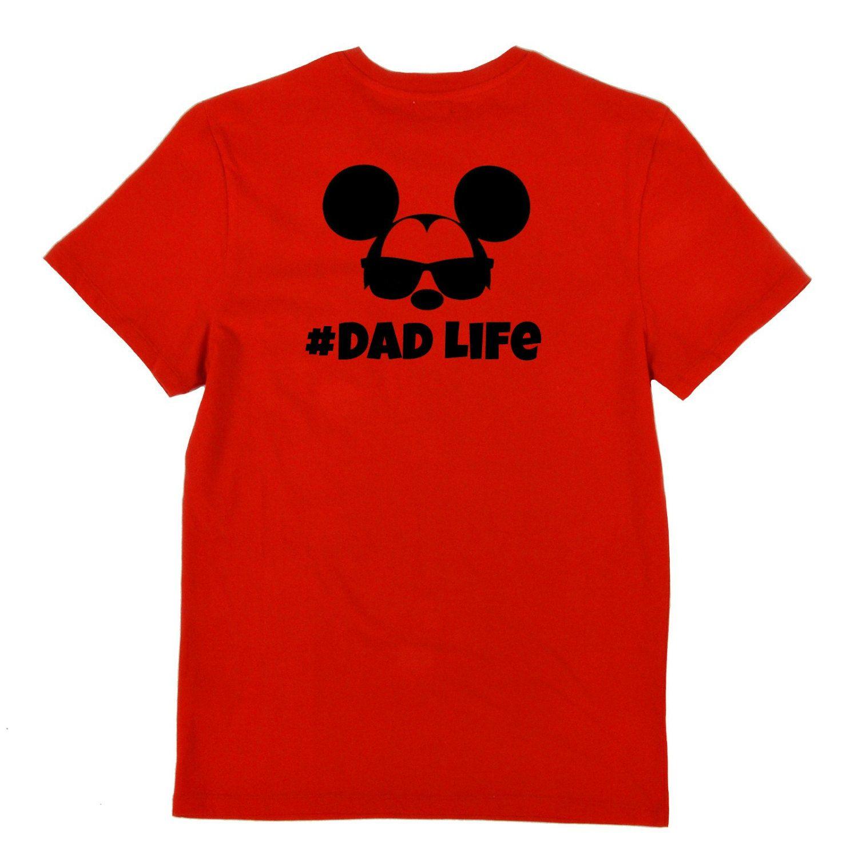 84509ba06 Disney Dad Shirt, Mickey Mouse, Dad Life, Disney, Disney Shirts, Disney  Family Shirts, Disney Vacation Shirts, Mickey Ears, Dad Life Shirts by ...