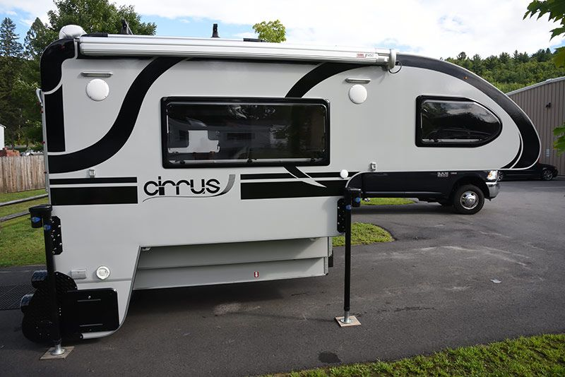 2017 Cirrus 820 Review Short Bed Truck Camper Truck Camper