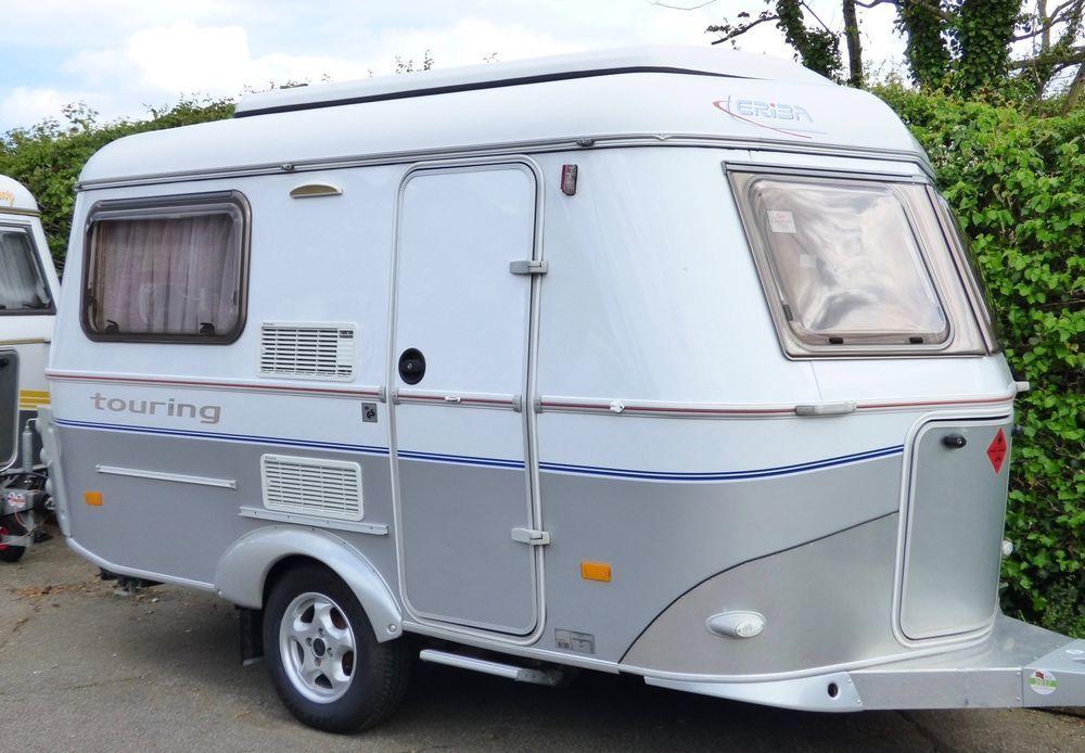 FOR SALEstreamlined, lightweight& sought after Eriba