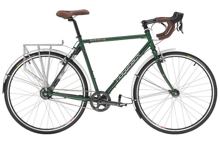 Ridgeback Journey 2012 Touring Bike Com Imagens Esportes De