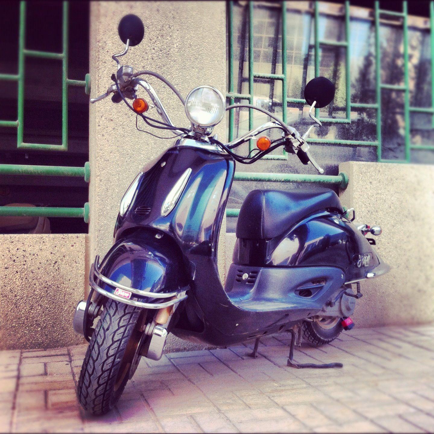 my Honda Joker
