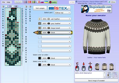 c9c9fce3b7da1 Design your own Lopi sweater