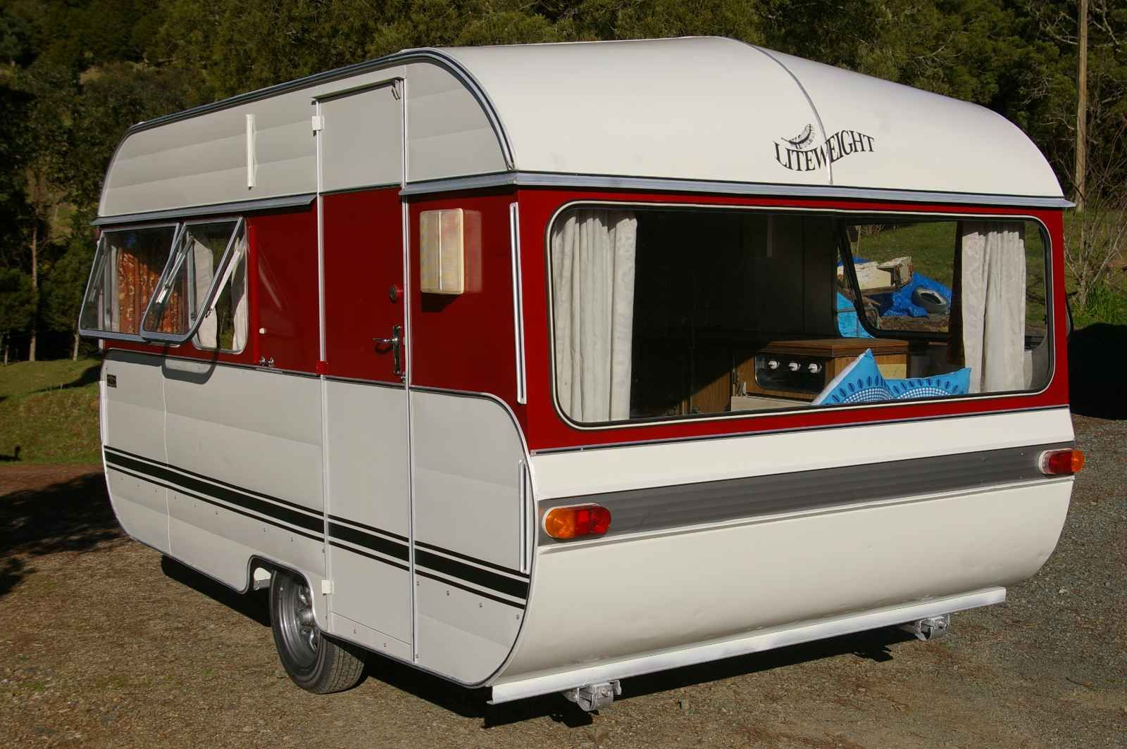1976 LiteWeight 1300 12ft 6inch Designed to be towed by a