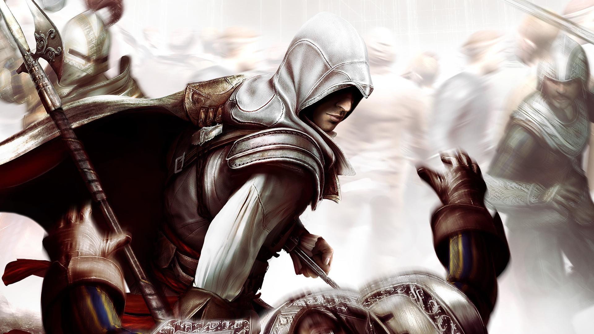 Assassin Creed 2 Wallpapers - Wallpaper Cave | Assassin's creed brotherhood, Assassins creed ii, Assassin's creed wallpaper