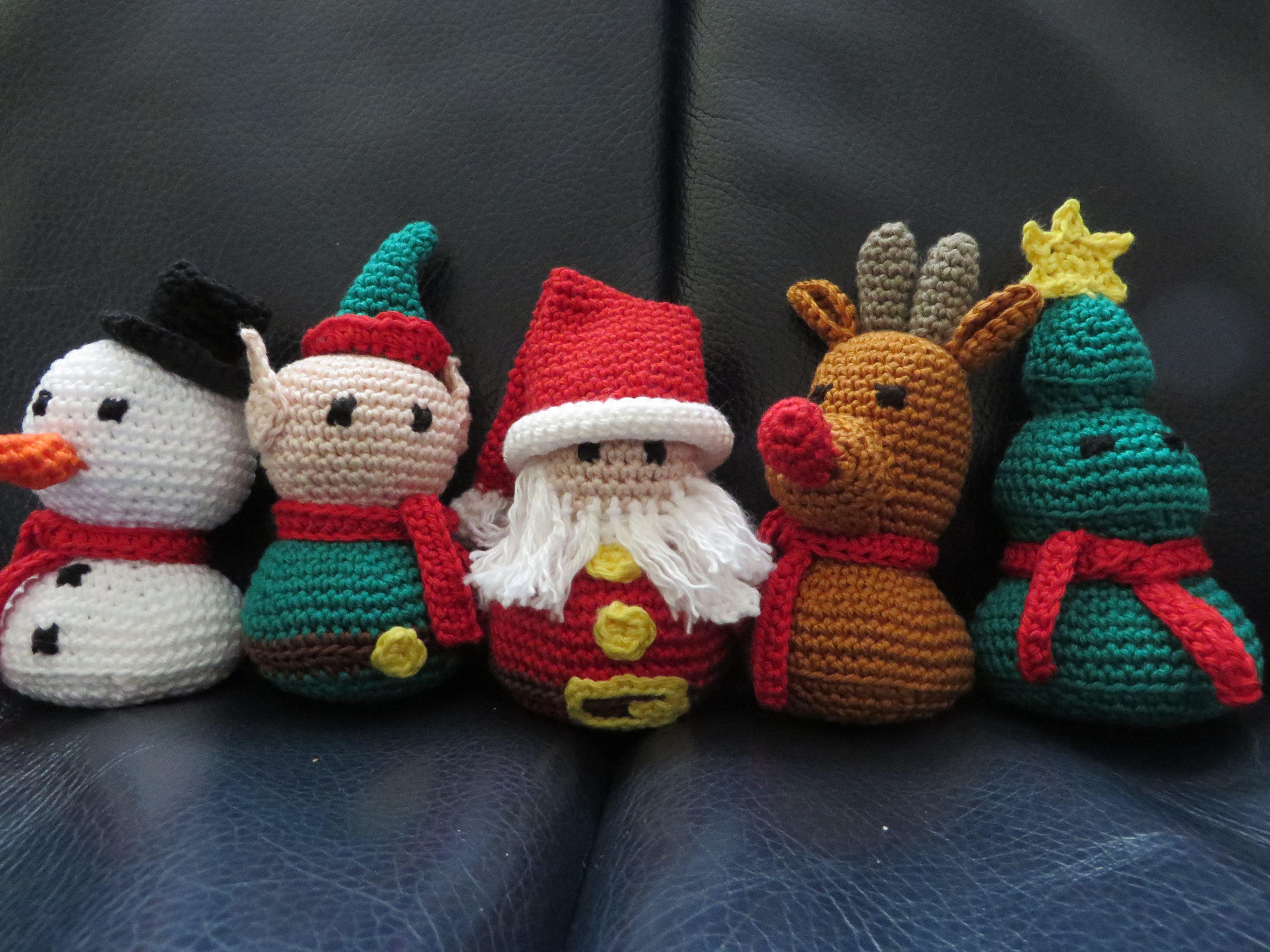 Kerstmini's van Dendennis