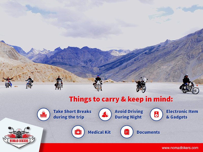 All Set For Your Most Awaited Bike Trip To Leh Ladakh Stop And