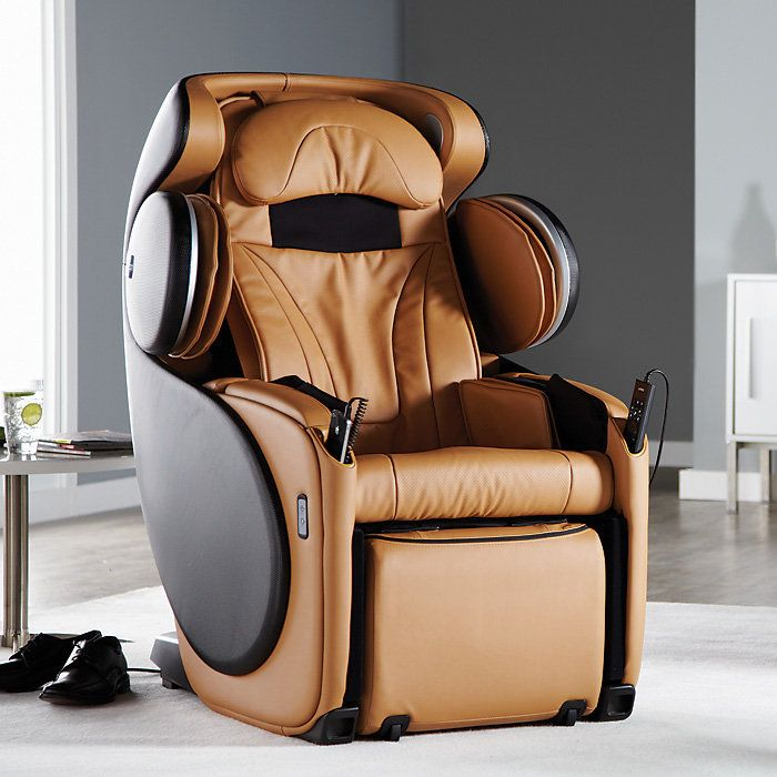 OSIM uDivine App Massage Chair at Brookstone For the Home