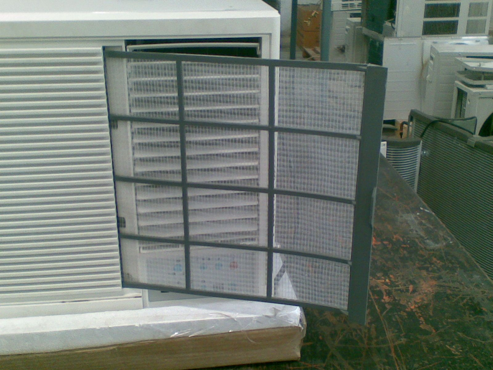 mobile home air conditioner filters