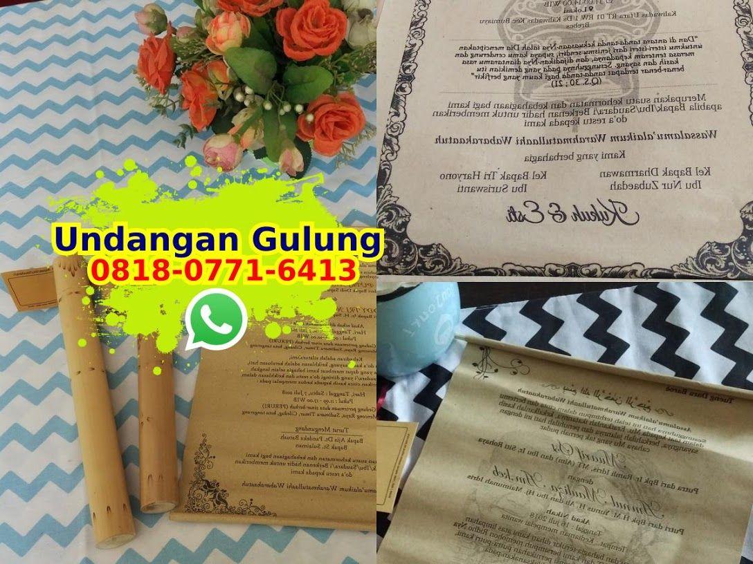 Kertas Tik Untuk Undangan Price List Undangan Pernikahan Undangan