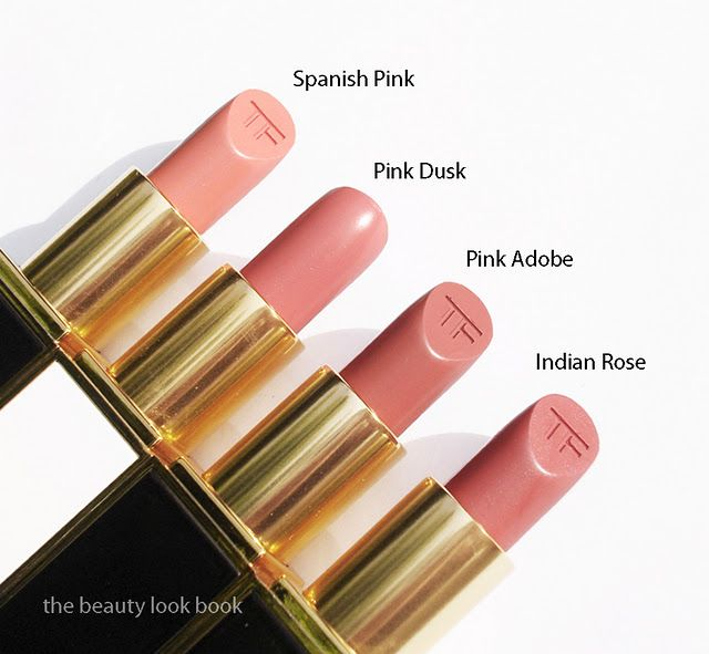 Tom Ford lipstick in Pink Adobe, a great nude pink   Beauty   Tom ... c557350bfa9d