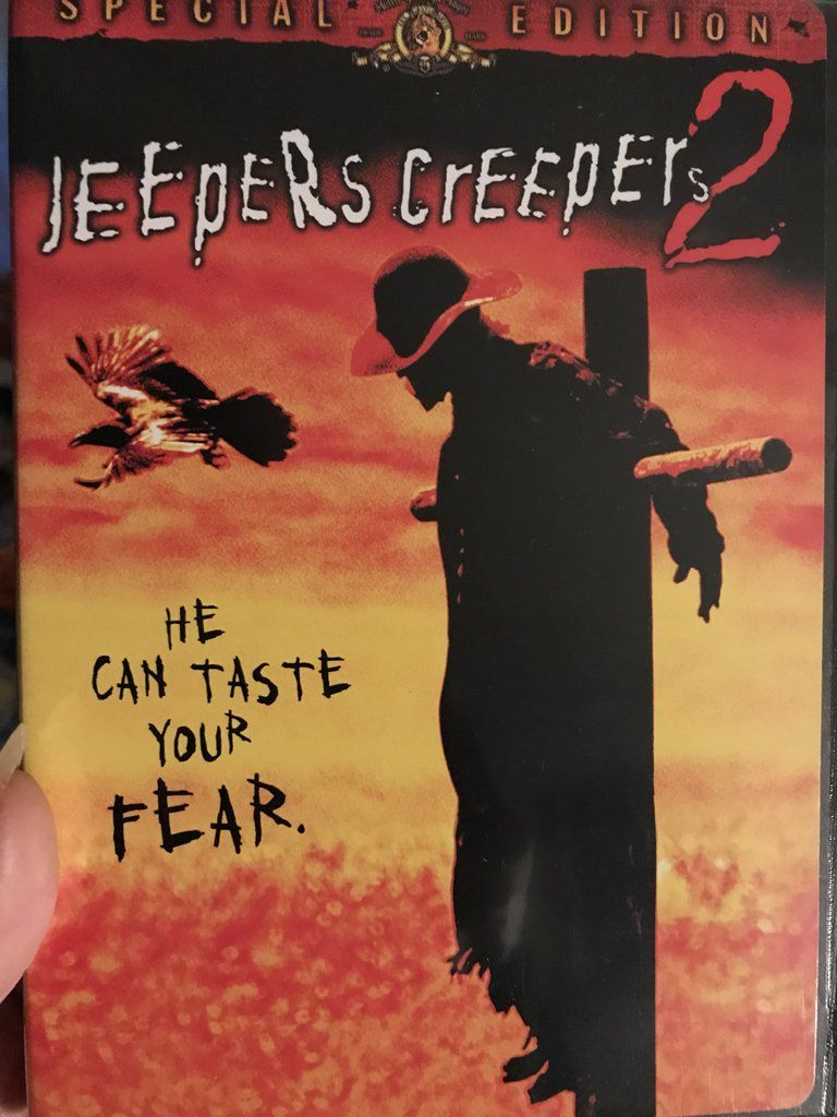 Halloween Fright Nights Recensie.Horror Review Jeepers Creepers 2 Horror Movie Review