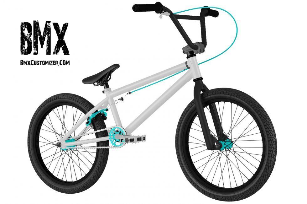Bmx Customizer Bmx Color Designer Customize Your Own Bmx Bike Online Virtual Bike Painting App Bmx Bikes Bmx Blue Bikes