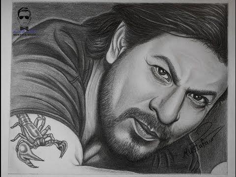 How To Draw By Mustafa Saadi Portrait Tattoo Pencil Portrait Drawings