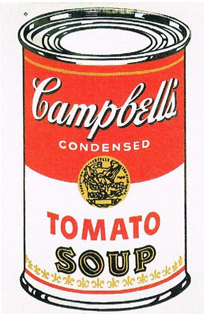 Campbell S Tomato Soup Can Andy Warhol 1962 Andy Warhol Pop Art Andy Warhol Art Andy Warhol Prints